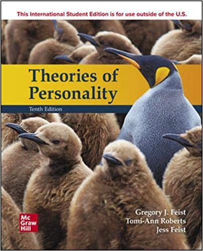 Theories of Personality (10th Edition) BY Feist - Converted pdf