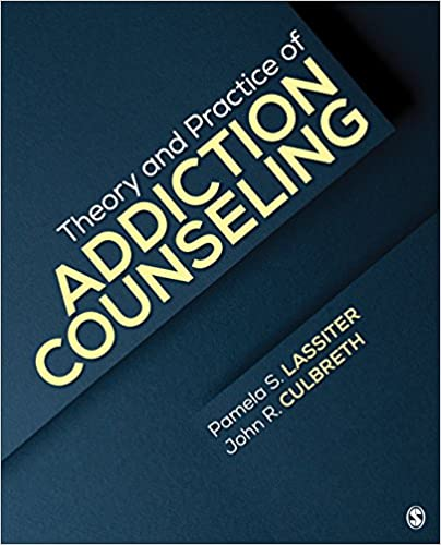 Theory and Practice of Addiction Counseling - Orginal Pdf