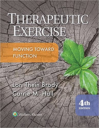 Therapeutic Exercise (4th Edition) - Epub + Converted pdf