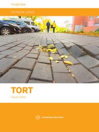 Tort (Textbook Series)(7th Edition) BY Paula Giliker - Epub + Converted pdf