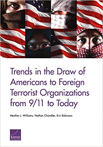 Trends in the Draw of Americans to Foreign Terrorist Organizations from 9/11 to Today