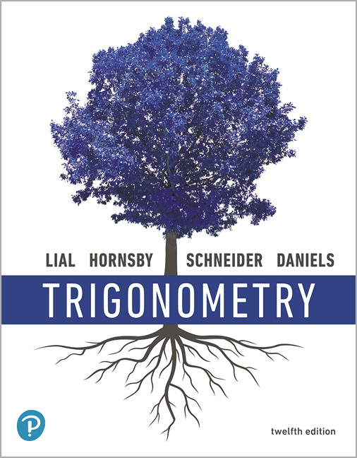 Trigonometry (12th Edition) [2020] - Orginal Pdf
