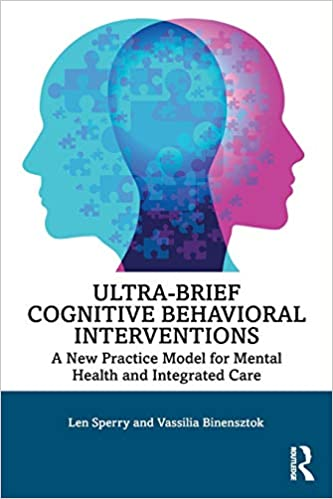 Ultra-Brief Cognitive Behavioral Interventions - Original PDF