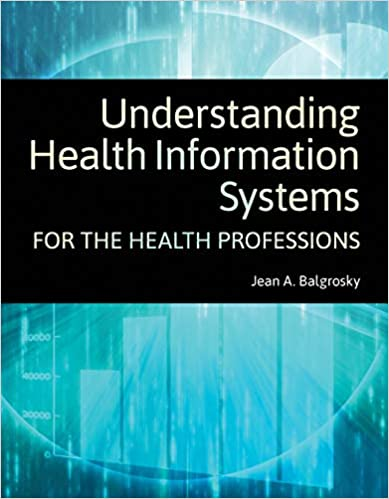 Understanding Health Information Systems for the Health Professions - Epub + Converted pdf
