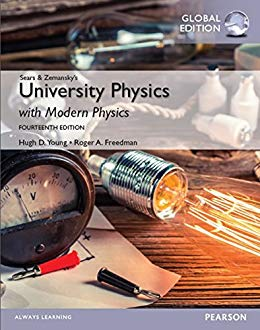 University Physics with Modern Physics, Global Edition (14th edition)
