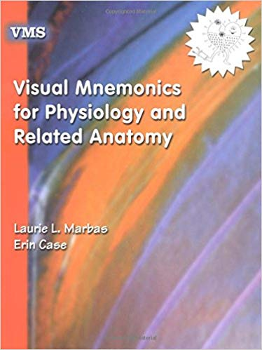 Visual Mnemonics for Physiology and Related Anatomy (Visual Mnemonics Series)