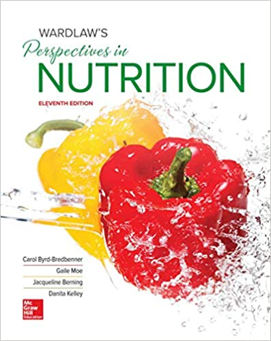 Wardlaw's Perspectives in Nutrition (11th Edition) [2019] - Original PDF