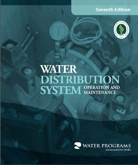 Water Distribution System Operation and Maintenance (7th Edition) - Orginal pdf