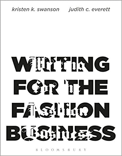 Writing for the Fashion Business - html to pdf