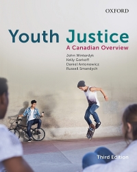 Youth Justice: A Canadian Overview (3rd Edition) BY Winterdyk - Original PDF
