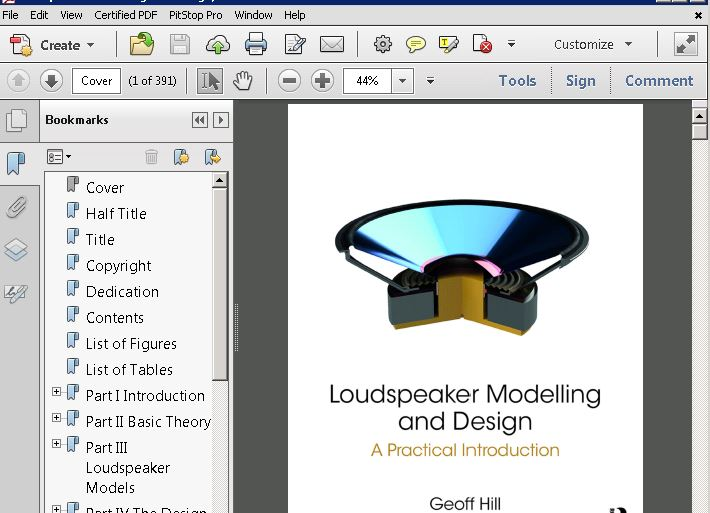 Loudspeaker Modelling and Design: A Practical Introduction
