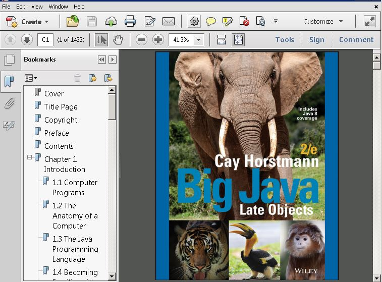 Big Java: Late Objects 2nd Edition